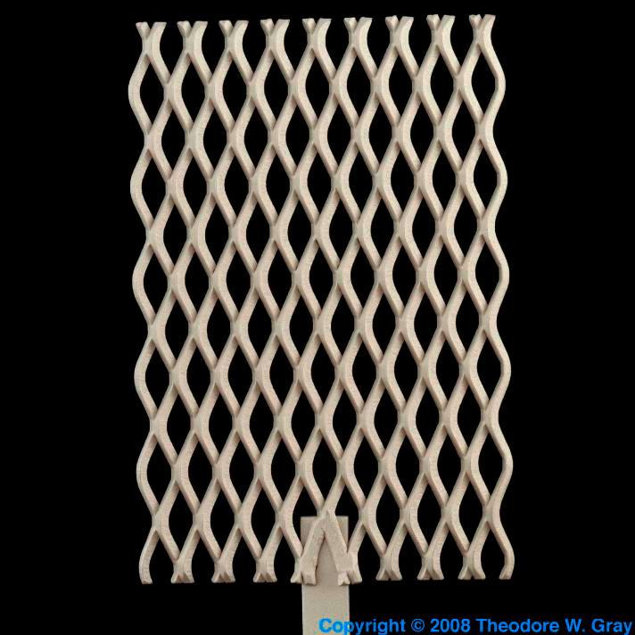 Titanium Platinized titanium plating electrode