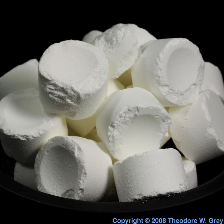 Bromine Bromine pool tablets