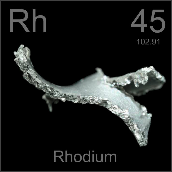 Rhodium Poster sample