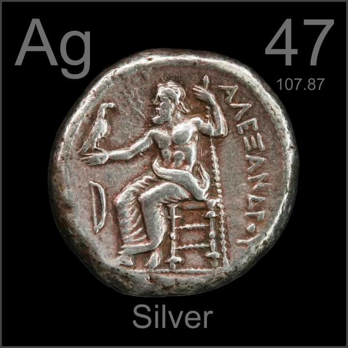Silver Tetradrachm