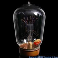 Tantalum Tantalum-filament lamp