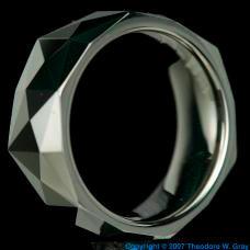 Tungsten Tungsten carbide ring