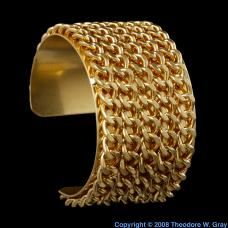 Gold Cheap mall jewelry