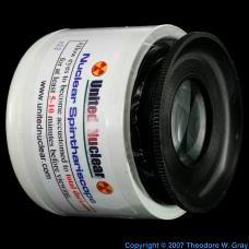 Uranium Modern Spinthariscope