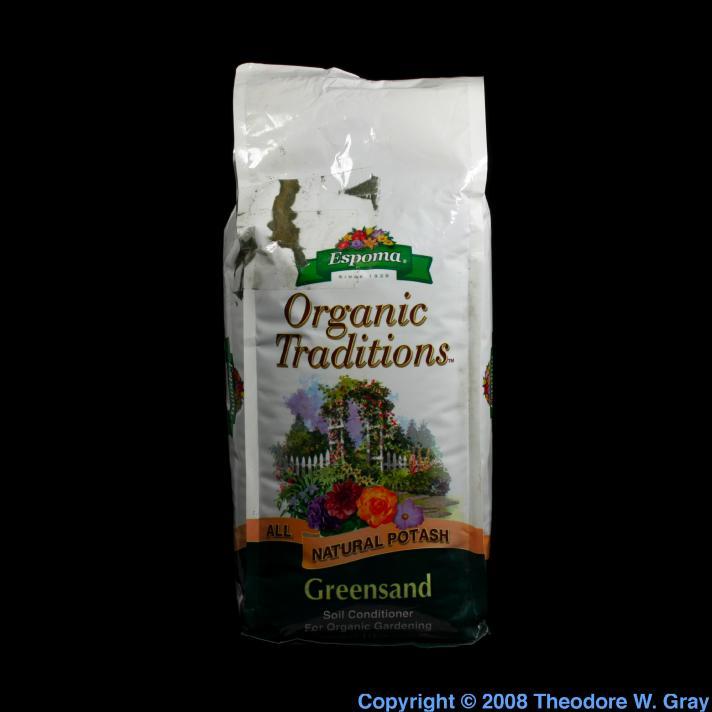 Potassium Potash fertilizer