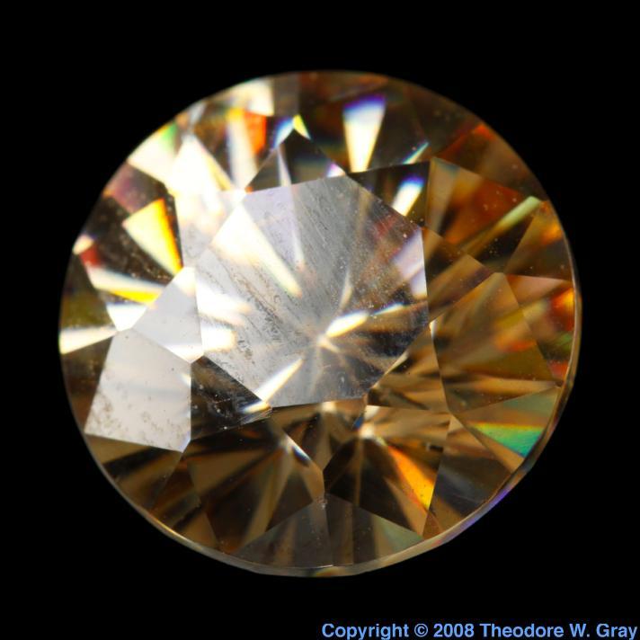 Strontium Strontium Titanate fake diamond