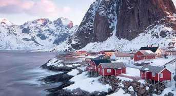 Τα ομορφότερα χωριά τoυ χειμώνα