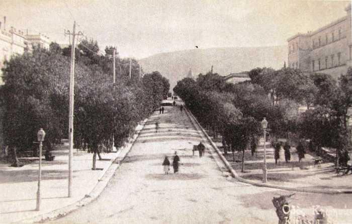 Η Παλιά Αθήνα – Μοναδικές Φωτογραφίες της Δεκαετίας 1900 και 1910