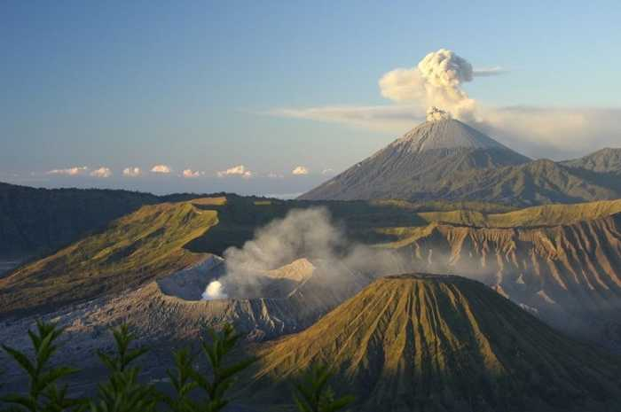 Mount Bromo: Το «πεινασμένο» ηφαίστειο!