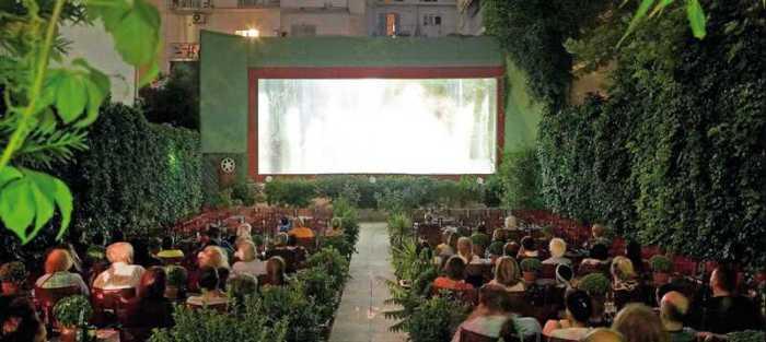 Τρία θερινά σινεμά με 3 ευρώ είσοδο λίγο έξω απ το κέντρο της Αθήνας!