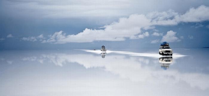 Τα 10 πιο σουρεαλιστικά τοπία στη γη