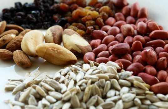 Γιατί οι ξηροί καρποί είναι ένα υγιεινό σνακ και για παιδιά
