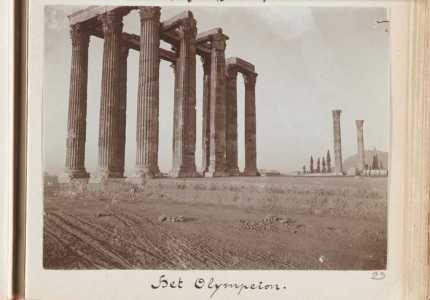 Οι στύλοι του Ολυμπίου
