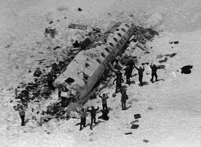 12 Οκτωβρίου 1972 Η αεροπορική τραγωδία των Άνδεων