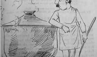 Η εξομολόγηση ενός παραμάγειρα εν έτει 1882