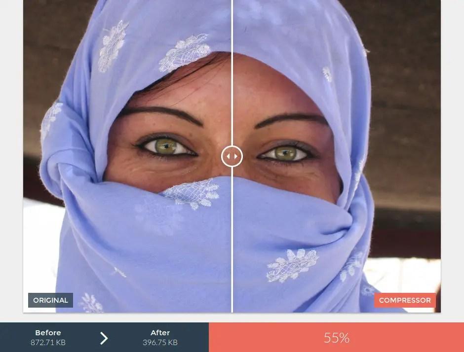 Cómo comprimir y optimizar imágenes sin perder calidad
