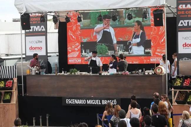 Auditorio Miguel Brascó. A escenario abierto.