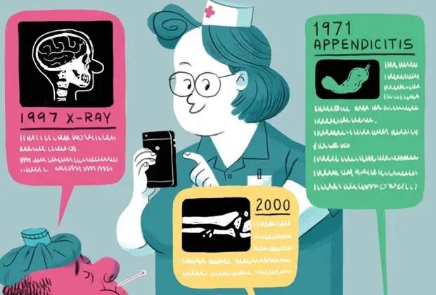 El hospital donde usan iPhones, iPads y Google Glass para curar a la ...