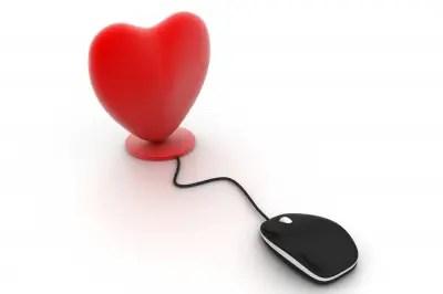 Peligros informáticos en San Valentín