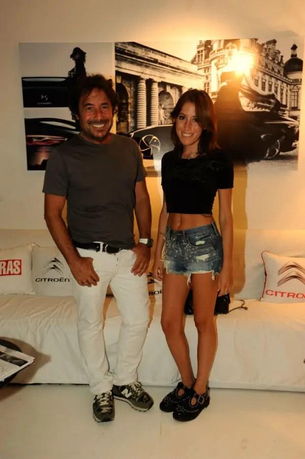 Ricky y Sofía Sarkany
