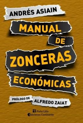Tapa Manual de zonceras economicas
