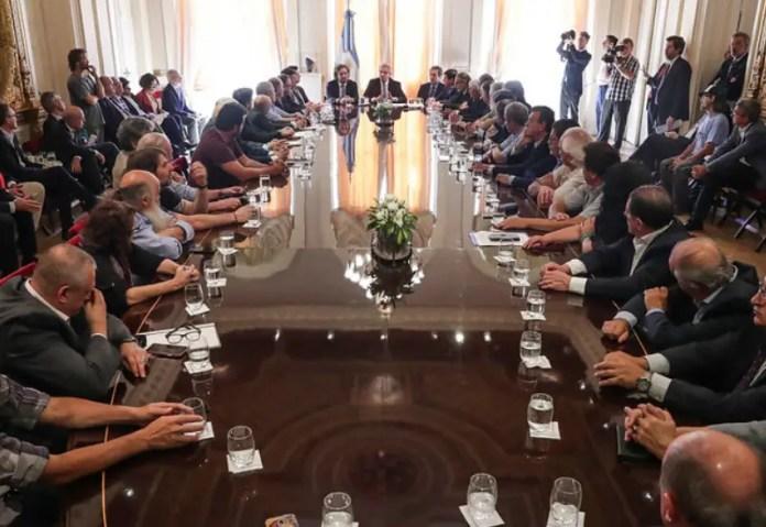 Alberto Fernández. Compromiso Argentino por el Desarrollo y la Solidaridad.
