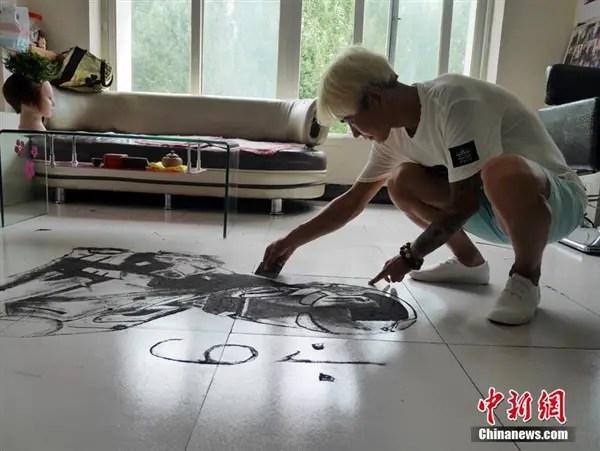 Wang-Xiaojiu-hair-art3-1