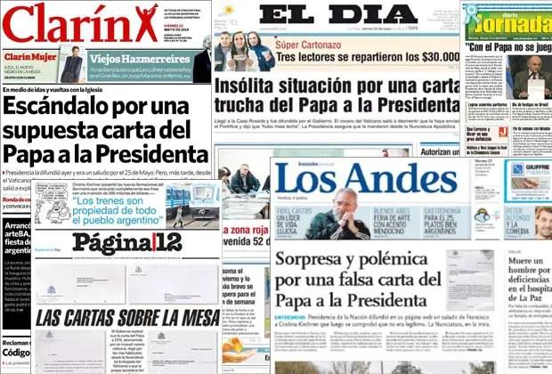 cartadelpapa diarios