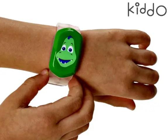 kiddo-wearable-wellness-tracker