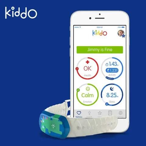 kiddo-wellness-app