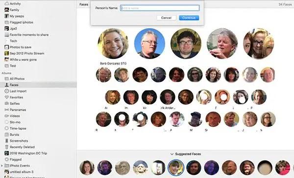 photos-face-recognition
