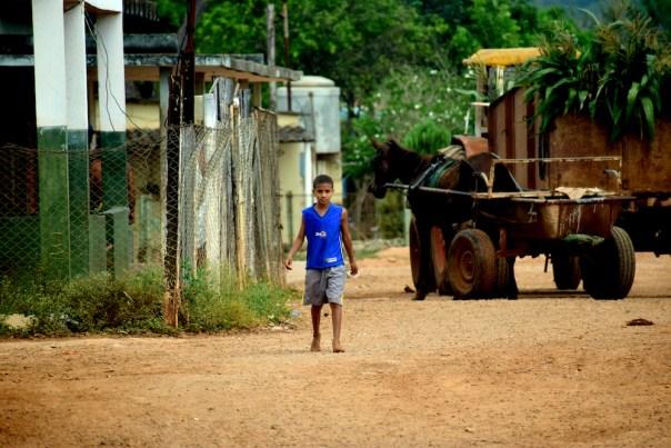 La Esperanza es un asentamiento ubicado en el límite entre Matanzas y Mayabeque