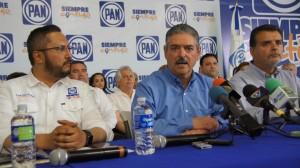 Carlos Loyola, candidato del PAN a Alcalde de Ensenada.