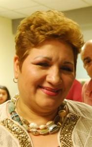 Maribel Avilez, Oficial Mayor.