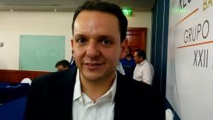 Dip. Carlos Torres Torres, coordinador de la bancada del PAN.