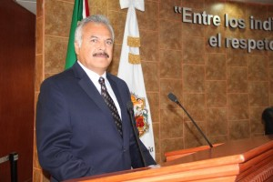 Diputado Víctor Manuel Morán Hernández (Morena)
