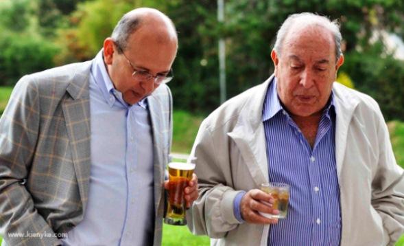 Eduardo Montealegre y Jaime Bernal Cuéllar