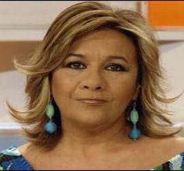 La periodista Pepa Jiménez