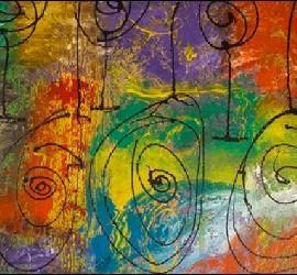 La imaginación desborda mi alma.
