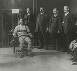 Saba que Edison y se hizo millonario con la silla elctrica  Ciencia  Ser humano  Periodista Digital