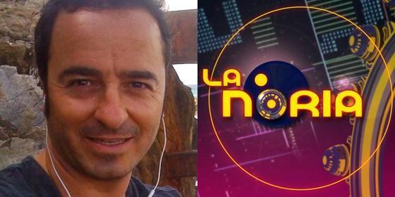 Pablo Herrreros, Telecinco La Noria