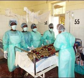 Un hospital de la Orden Hospitalaria de San Juan de Dios en Liberia
