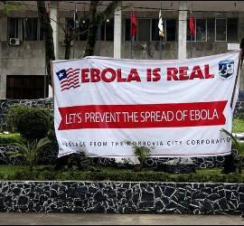 El ébola, 'castigo de Dios'