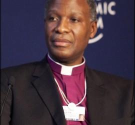 El Arzobispo de Ciudad del Cabo, Thabo Makgoba