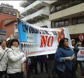 Laicos de Osorno, contra Juan Barros