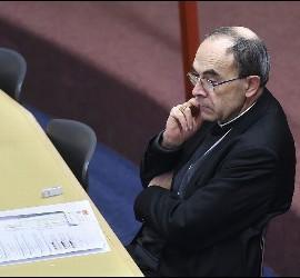 Barbarin, hoy, en Lourdes