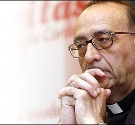Monseñor Omella, obispo de Barcelona