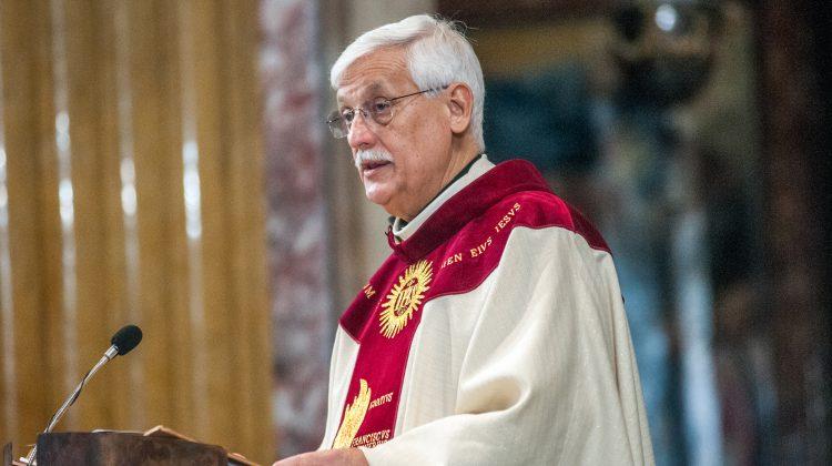 Sosa presidió Eucaristía posterior a su elección como Superior General de los Jesuitas