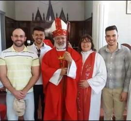Obispos y sacerdotes anglicanos brasileños