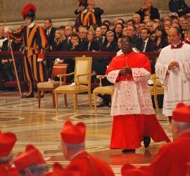 El cardenal Pasinya, en Roma